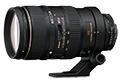 AF Nikkor 80-400mm F4.5-5.6D ED VR Reviews and Specs