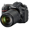 Nikon D7200 Reviews and Specs