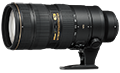AF-S Nikkor 70-200mm F2.8G ED VR II Reviews and Specs