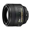 AF-S Nikkor 85mm F1.8G Reviews and Specs