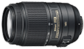 AF-S DX Nikkor 55-300mm F4.5-5.6G ED VR Reviews and Specs