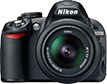Nikon D3100 Reviews and Specs