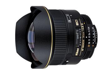AF Nikkor 14mm F2.8D ED Reviews and Specs