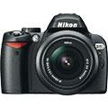 Nikon D60 Reviews and Specs