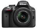 Nikon D3300 Reviews and Specs
