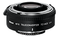 AF-S Teleconverter TC-14E II Reviews and Specs