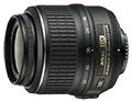 AF-S DX Nikkor 18-55mm F3.5-5.6G VR