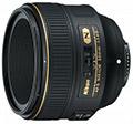 AF-S Nikkor 58mm F1.4G Reviews and Specs