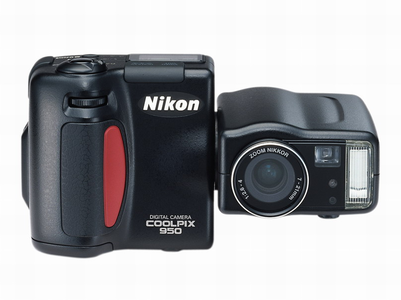 CoolPix 950 Reviews and Specs