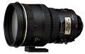 AF-S Nikkor 200mm F2G IF-ED VR