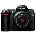 Nikon D50 Reviews and Specs