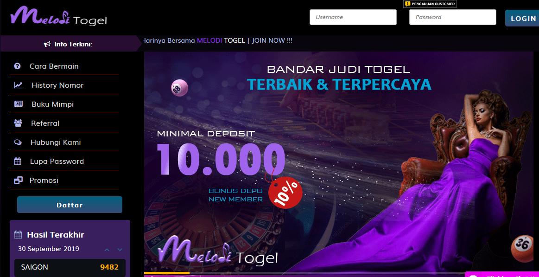 Temukan Situs Bandar Togel Online Resmi Terbesar Dan Terpercaya Yang Menerima Deposit Paling Murah