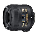 AF-S DX Micro Nikkor 40mm F2.8G Reviews and Specs