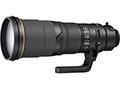 AF-S Nikkor 500mm F4E FL ED VR Reviews and Specs