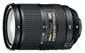 AF-S DX Nikkor 18-300mm F3.5-5.6G ED VR Reviews and Specs
