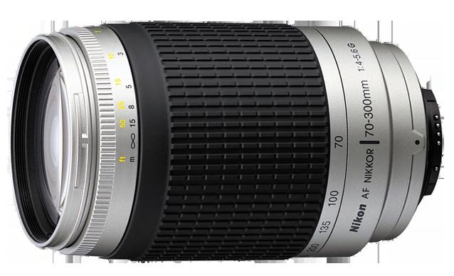 AF Nikkor 70-300mm F4-5.6G Reviews and Specs
