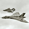 Iconic cold war Birds