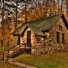 Baptist Church Miner's Bay Ontario