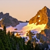Tatoosh Range Sunrise