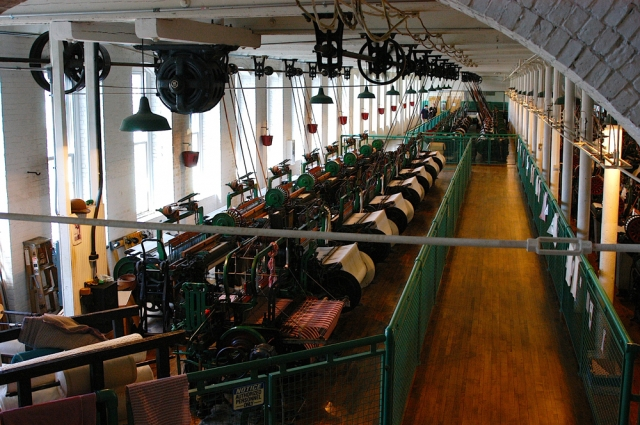 Boot Mills in Lowell, MA