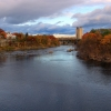 Merrimack River Lowell, MA