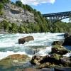 White Water rapids below Niagara Falls