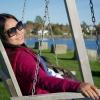 My Wife in Shediac, NB, Canada