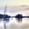 Peaceful Anchorage