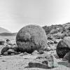Koutu Beach boulders