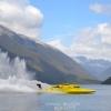 Speed Boat Race - Lake Rotoiti