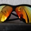 Mirror shades