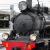 Narrow gauge steam engine