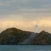 Castlepoint Lighthouse sunset (1)