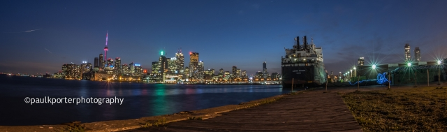 pkp - Toronto skyline