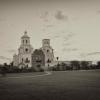 San Xavier Mission (Editing Challenge Oct. 2nd)