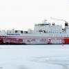 TransEuropa2, Wintertime in Helsinki, Finland