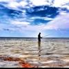 Fishing in Paradise