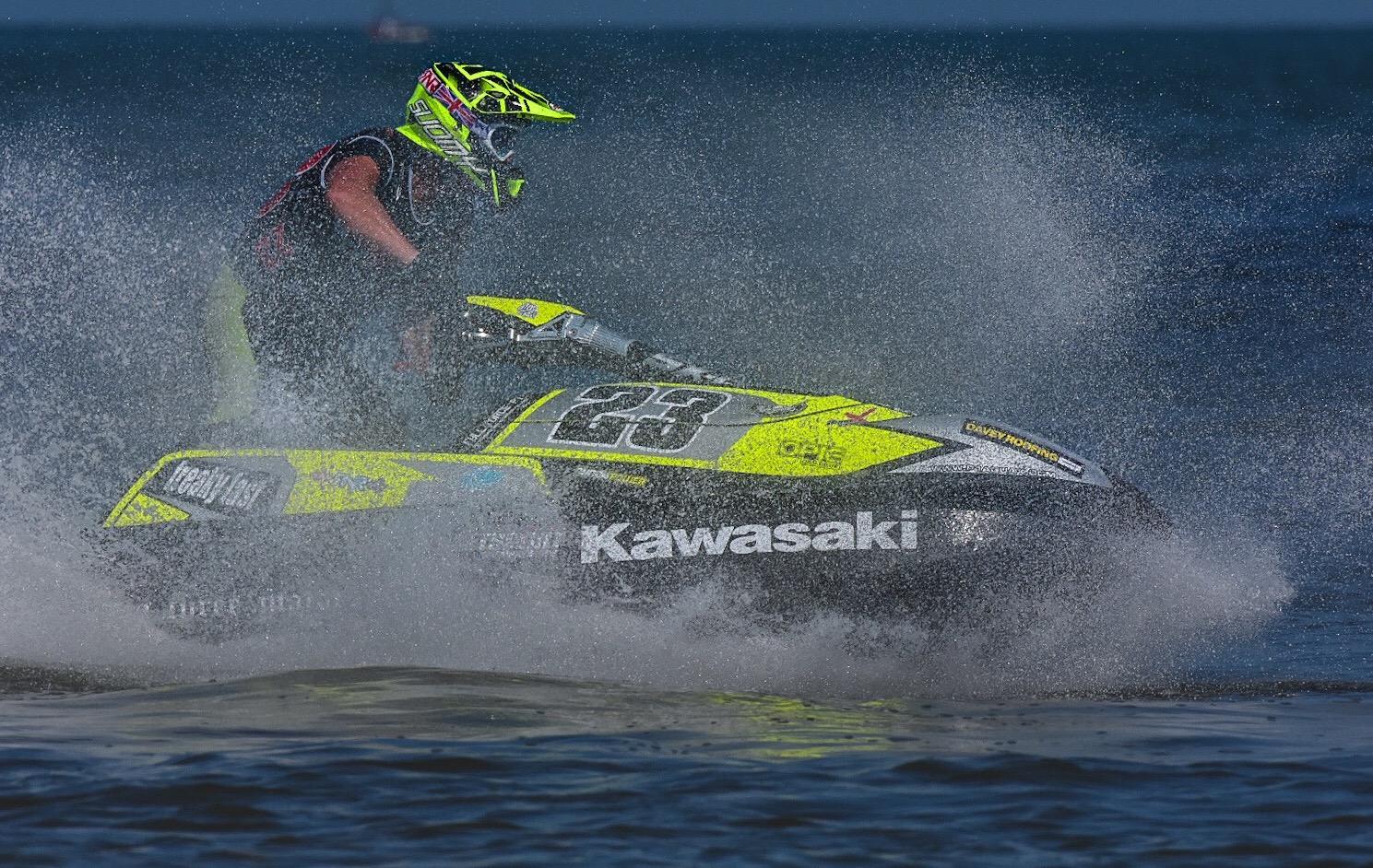 Jet ski racing Minhead UK
