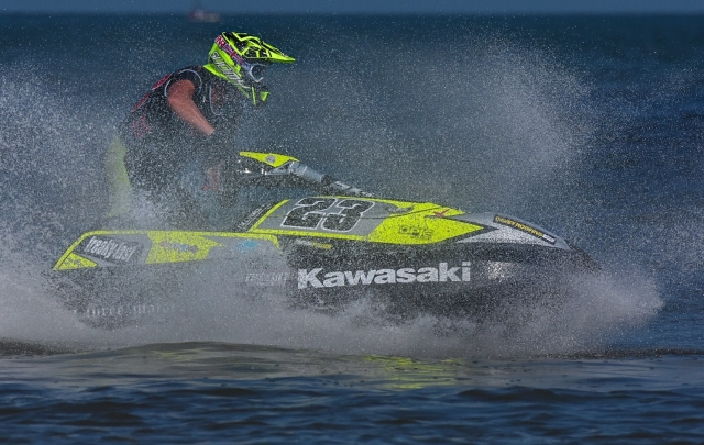 Jet ski racing Minhead UK