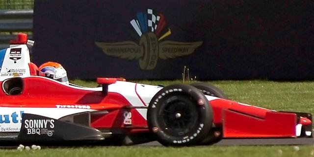 Grand Prix Of Indianapolis Practice 3