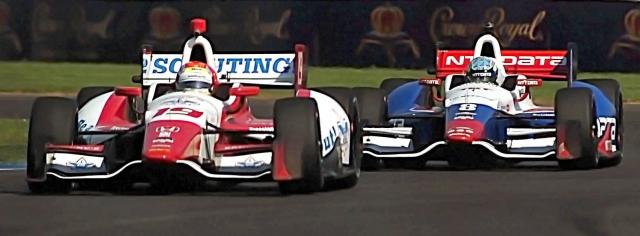 Grand Prix Of Indianapolis Practice 7