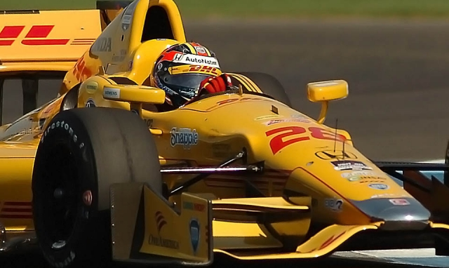 Grand Prix Of Indianapolis Practice 9
