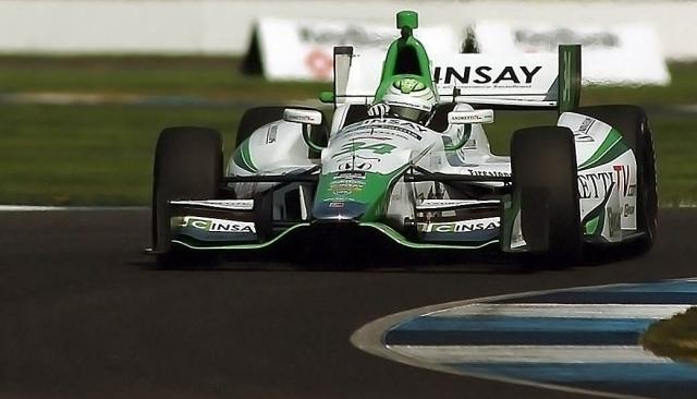 Grand Prix Of Indianapolis Practice 10