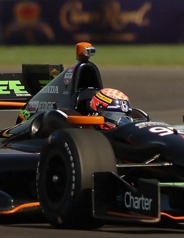 Grand Prix Of Indianapolis Practice 8