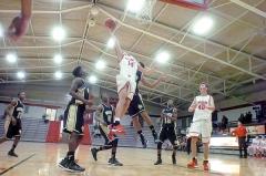 New Palestine VS Center Grove Boys Varsity, JV Basketball 10