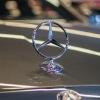 Mercedes Ornament