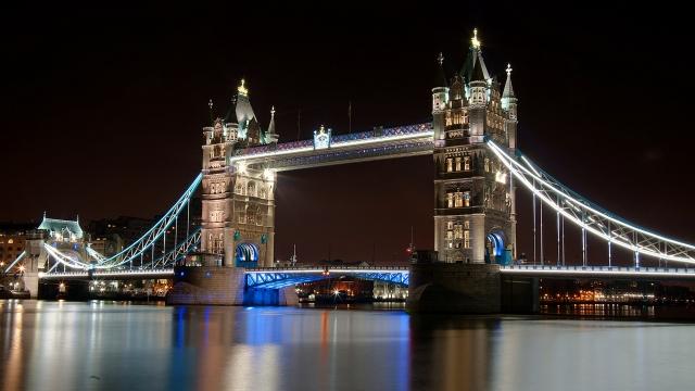 HDR London Tower Bridge