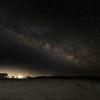Milky Way at Pawleys Beach, SC