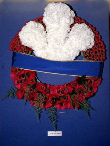 Prince Of Wales Wreath