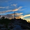 Mt Rubidoux cross in Riverside